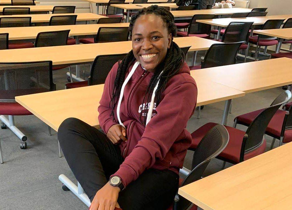 The accra institute of technology(AIT) Alumna '16 and an MSc student at Cranfield University, Robert Nnenna  has made a mark in the fight against COVID-19 by successfully creating a dashboard that shows the spread of the virus in Nigeria.
